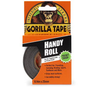 Black Cloth Tape - 25 mm X 9 m