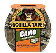 Matt Finish Camo Cloth Tape 48 mm X 8 Meters
