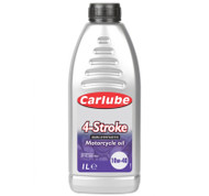 4 Stroke 10/40 Semi Synthetic Motorcycle Engine Oil - 1 Litre