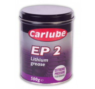EP2 Lithium Extreme Pressure Grease - 500 g
