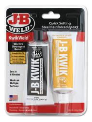 JB Kiwk Weld Professional Steel Reinforced Epoxy Weld - 142 g