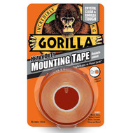 Crystal Clear Double Sided Mounting Tape - 25 mm X 1.5 m