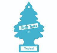 2D Magic Tree Air Freshener - Tropical