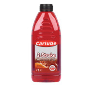 2 Stroke Semi Synthetic Oil (Red Mix)  - 1 Litre