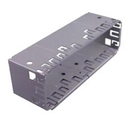 Universal Radio Fitting Cage Single - DIN Size