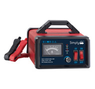 Smart / Intelligent Battery Charger - 10 Amp - 6 / 12 Volts
