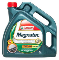 Magnatec 10W-40 Part/Semi Synthetic Engine Oil - 4 LItre