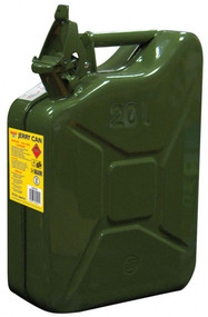 Metal Jerry Can - 20 Litre