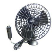 Oscillating Car Suction Fan - 12 Volt 13 cm
