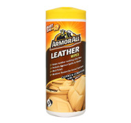 Armor All Leather Wipes Matt Finish - Pack of 24