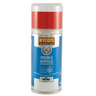 Hycote Rover Vermillion Red Acrylic Spray Paint - 150 ml