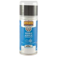 Hycote Dark Grey Bumper Acrylic Spray Paint - 150 ml