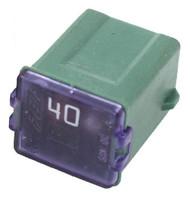 Short PAL Slow Blow Mini J Fuse - 40 Amp