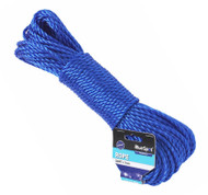 Blue Poly Rope High Quality - 30m x 7mm
