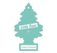 2D Magic Tree Air Freshener - Ocean Paradise