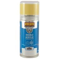 Hycote Rover Inca Yellow Acrylic Acrylic Spray Paint - 150 ml