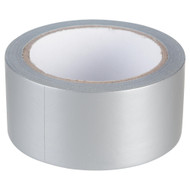 Silver Cloth Tape - 50 mm x 50 m