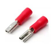 5 Amp Spade Speaker Terminals Female - 4 in a Pack