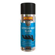 VHT Very High Temperature Satin Black - 450 °C, 500 ml