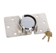 Shackless Hasp & Pad Lock