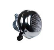 Silver Alloy Metal Bell For Bicycle