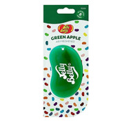Jelly Belly 3D Air Freshener - Green Apple