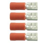 5 Amp Spade Terminals Female - 4 in a Pack