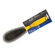 Soft Alloy Wheel Brush  - 25 cm Long
