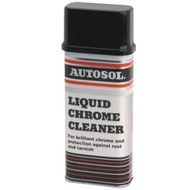 Autosol Liquid Chrome Cleaner - 250 ml