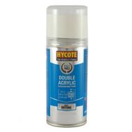 Hycote VW Candy White Acrylic Spray Paint - 150 ml
