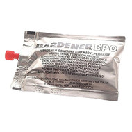 David's Hardener For use with P38, P40 & Metalik - 19.5g