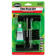 Tire Puncture Plug Kit With T Handled Reamer For Car & LCV Tyre