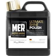 Mer Ultimate Car Polish Professional Liquid Wax - 500 ml