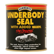Under Body Seal / Underseal With Added Waxoyl - 1 Litre