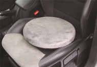 Car 360° Swivel Memory Foam Seat Cushion