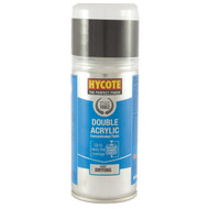 Hycote Ford Medium Steel Blue (Met) Acrylic Spray Paint - 150 ml