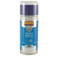 Hycote Purple Velvet (Met) Acrylic Spray Paint - 150 ml