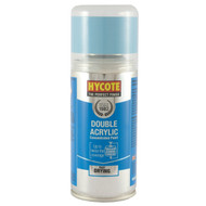 Hycote Ford Metropolis Blue (Met) Acrylic Spray Paint - 150 ml