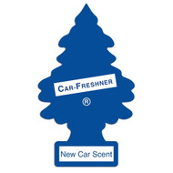 2D Magic Tree Air Freshener - New Car Scent