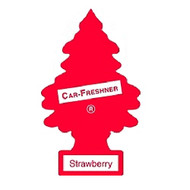 2D Magic Tree Air Freshener - Strawberry