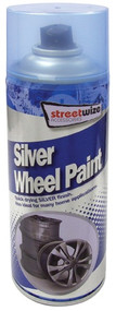 Silver Alloy Wheel Paint - 400 ml