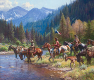New Wealth for the Blackfeet by Martin Grelle
