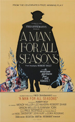 Man For All Seasons Fine Art Poster Lithograph