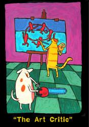 The Art Critic by Matt Rinard