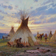 Between Earth and Sky by Martin Grelle