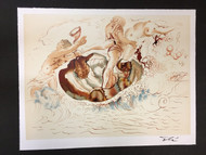 Sirens and the Sailor Fine Art Lithograph