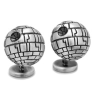 3D Death Star I Cufflnks