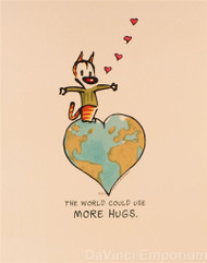 The World Could Use More Hugs by Patrick MeDonnell