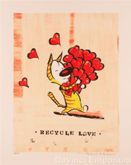 Recycle Love by Patrick McDonnell