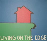 Living on the Edge by Ileana Grimm